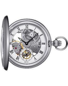 Bridgeport Mechanical Pocket Watch