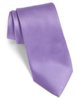 Rawson Solid Silk Tie