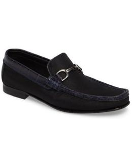 Darrin Embossed Loafer