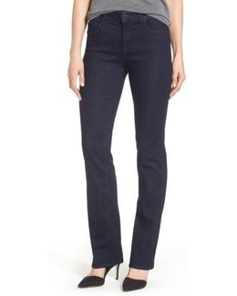 Marilyn Stretch Straight Leg Jeans