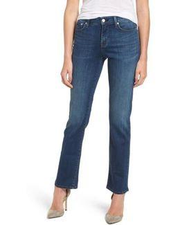 Marilyn Stretch Straight Leg Jeans