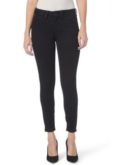 Dylan Stretch Skinny Ankle Jeans