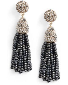 Mini Metallic Pinata Statement Earrings