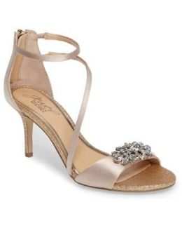 Leighton Embellished Strappy Sandal