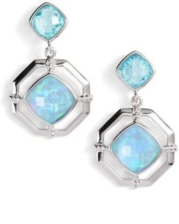 Paradise Double Drop Earrings