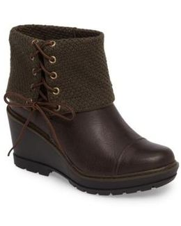 Kellis Fold Down Water Resistant Boot