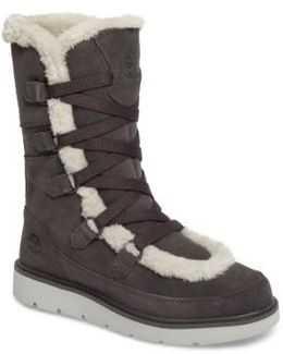 Kenniston Faux Fur Water Resistant Mukluk Boot