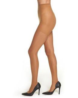 Glossy Sheer Pantyhose