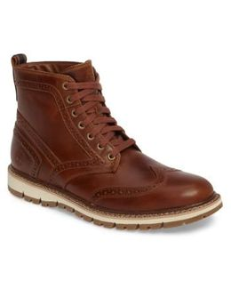 Britton Hill Wingtip Boot