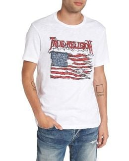 Land Of The Free Graphic T-shirt