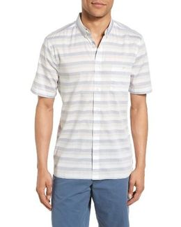 Lifeline Stripe Cotton Shirt