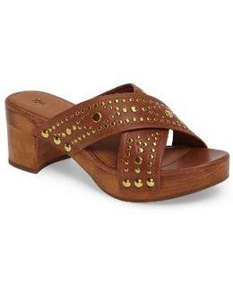 Fiona Deco Platform Sandal