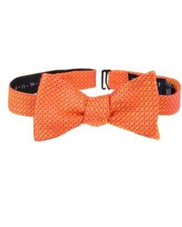 Professional Solid Silk Bow Tie