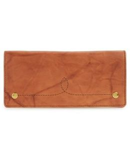 Campus Rivet Slim Leather Wallet