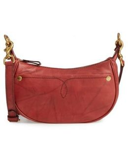 Small Campus Leather Crossbody Bag