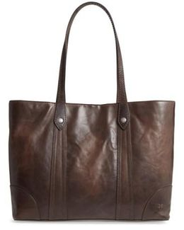 Melissa Leather Shopper