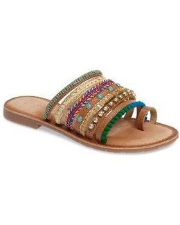 Palma Embellished Sandal