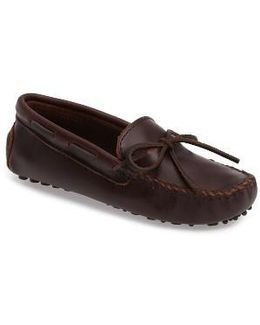 Driving Moccasin