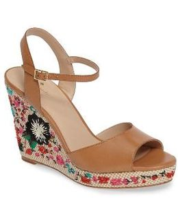 Jardin Wedge Sandal