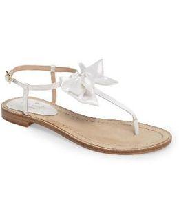 Serrano Bow Sandal