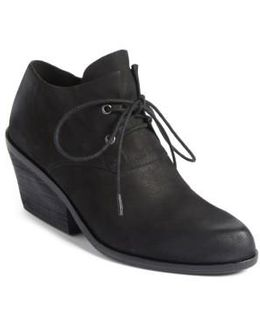 Charlie Lace-up Bootie