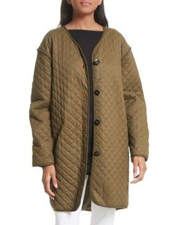 Rosa Quilted Liner Jacket