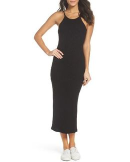 Tommy Body-con Midi Dress