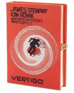 Hitchcock - 'vertigo' Book Clutch