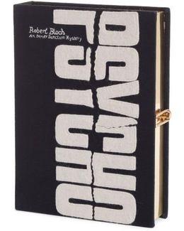 Hitchcock - 'psycho' Book Clutch