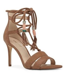 Mangalara Lace-up Sandal