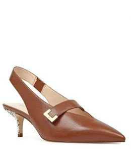 Farrel Slingback Mary Jane Pump