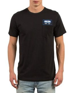 Shop Graphic Pocket T-shirt