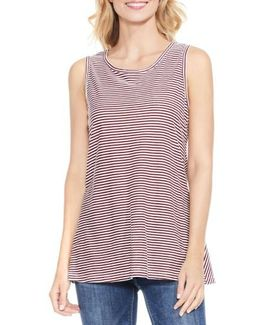 Charter Mini Stripe Tank