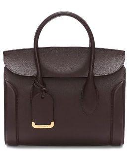 Medium Heroine Calfskin Leather Shopper