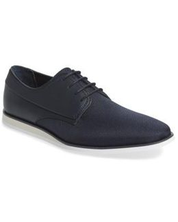 Kellen City Embossed Casual Derby