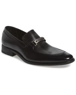 Rufus Embossed Apron Toe Loafer