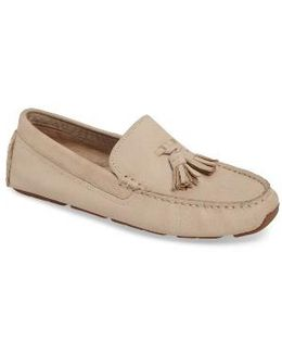 Rodeo Tassel Driving Loafer