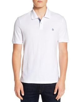 Heritage Slim Fit Polo