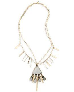 Gia Pendant Necklace
