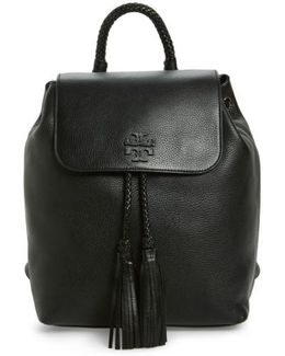 Taylor Leather Backpack