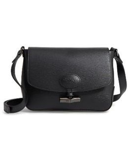 Roseau Leather Crossbody Bag