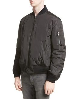Allix Down Bomber Jacket