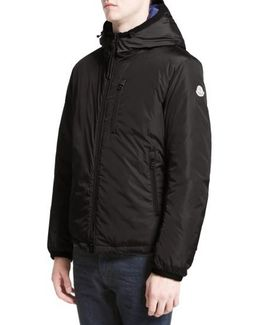 Guimet Hooded Down Jacket