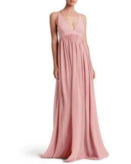 Phoebe Chiffon Gown