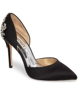 Karma Embellished Pump