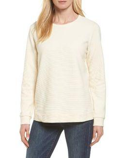 Ottoman Organic Cotton Blend Sweater