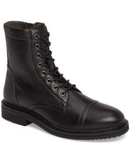 John Varvatos Star Usa Cooper Cap Toe Boot