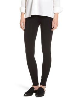 Nic + Zoe Cozy Zipper Leggings