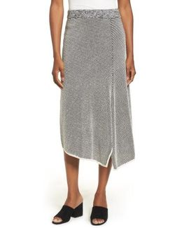 Frosted Fall Knit Skirt