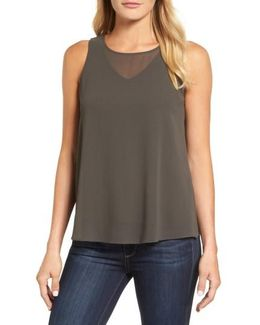 Sheer Collection Top